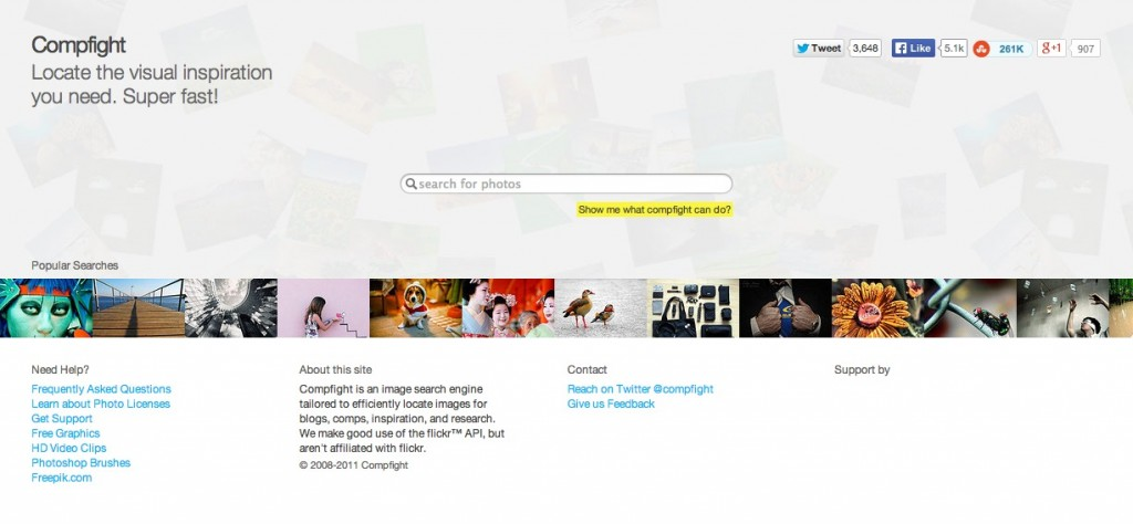 Compfight   A Flickr Search Tool